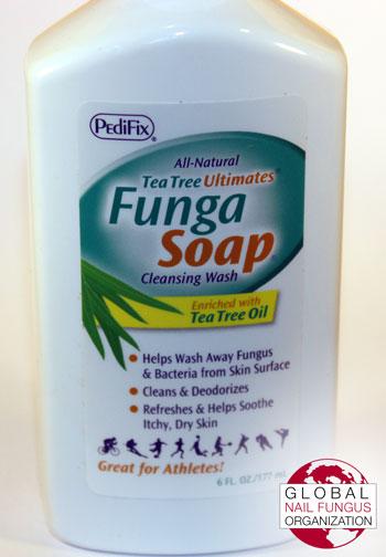 PediFix FungaSoap container