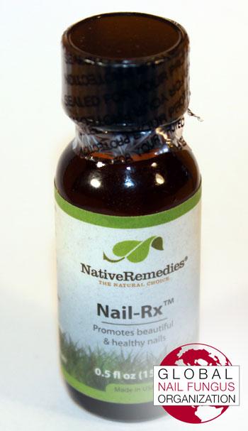 Nail RX Bottle
