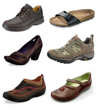 To Prevent Fungal Infection Rotate Footwear