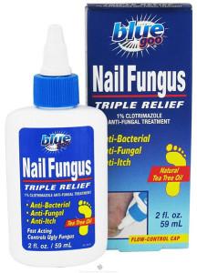 Blue Goo Nail Fungus Product