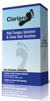 Claripro Toenail Fungus Treatment
