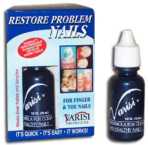 Varisi for Toenail Fungus
