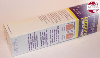 Alternative view of packaging