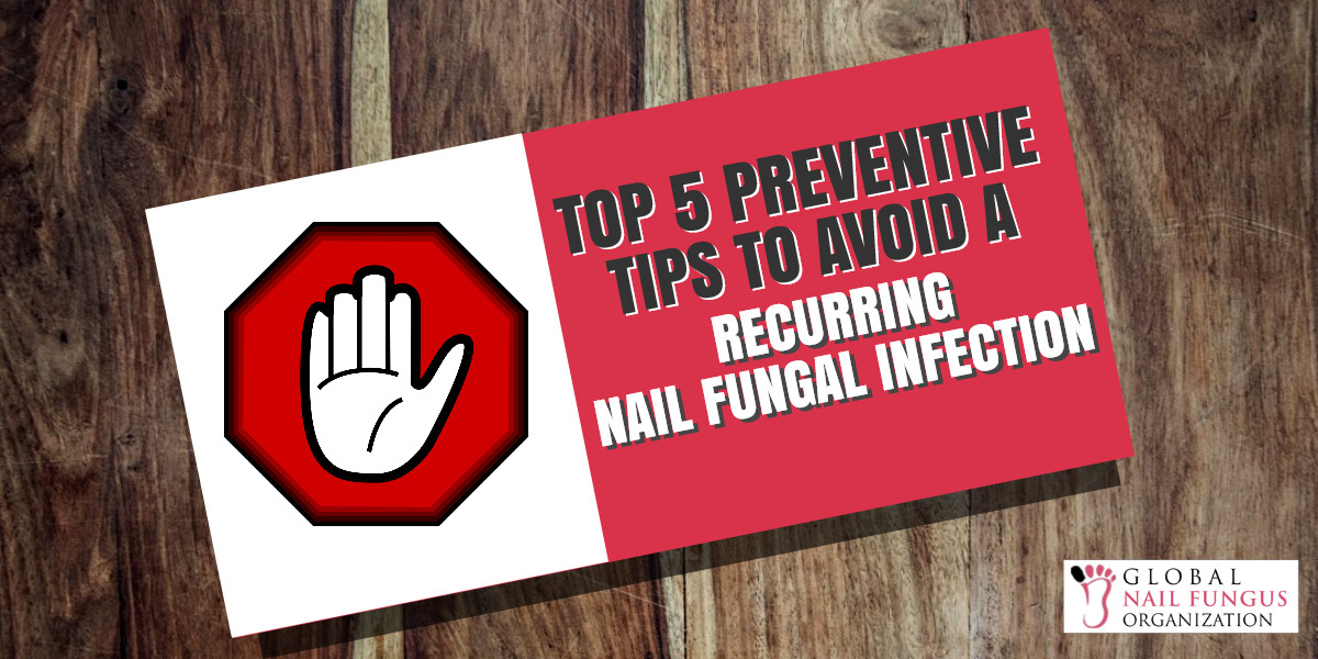 recurring nail fungal infection