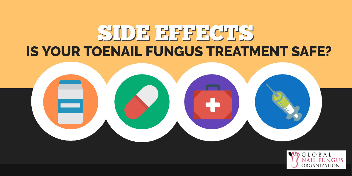 Side Effects: Is Your Toenail Fungus Treatment Safe?   GNFO